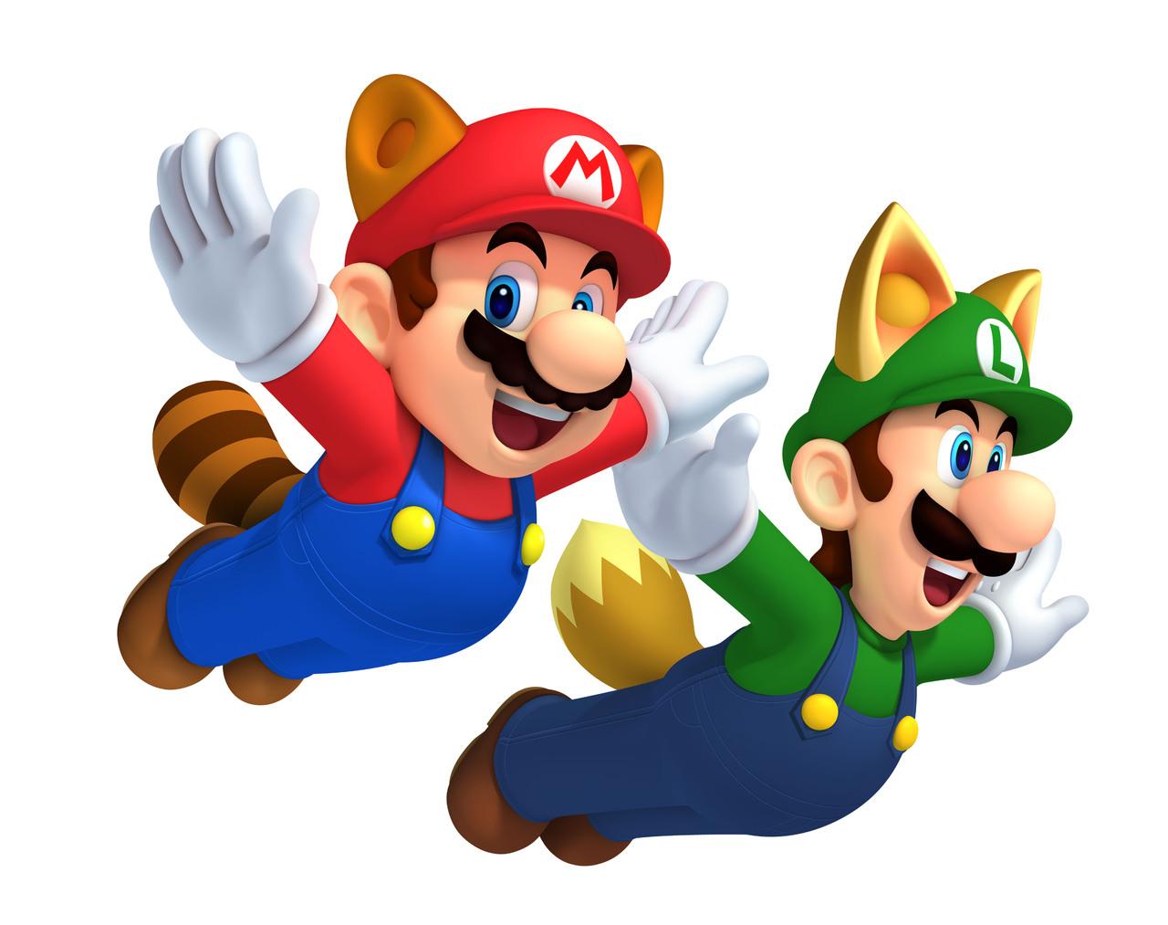 Dessin Mario Bros En Couleur