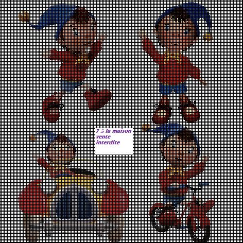 Coloriages imprimer oui oui num ro 608814 - Personnage dans oui oui ...