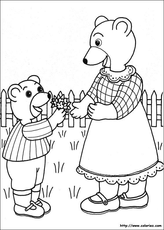 Coloriages imprimer petit ours brun num ro 146727 - Coloriage petit ours brun a imprimer ...