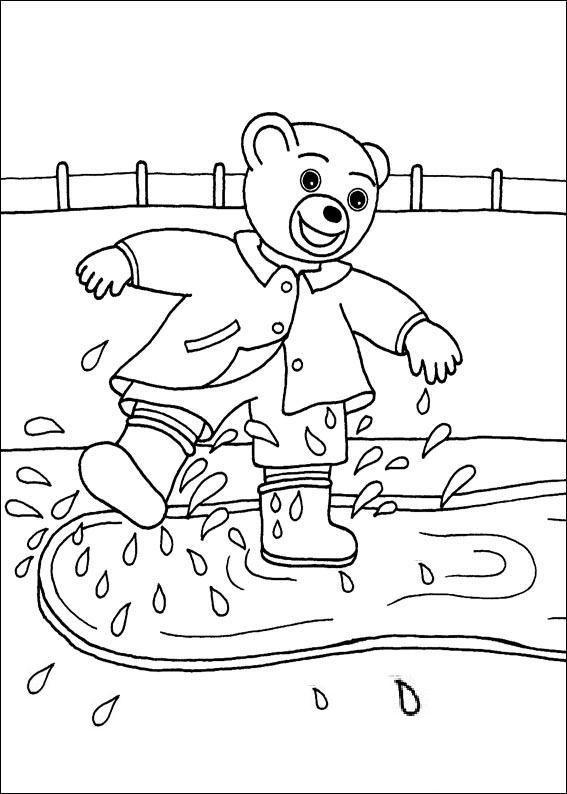 Coloriages imprimer petit ours brun num ro 14880 - Dessin d un ours ...