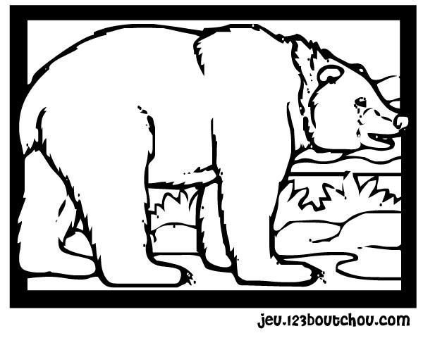 Coloriages imprimer petit ours brun num ro 1780 - Coloriage petit ours brun a imprimer ...