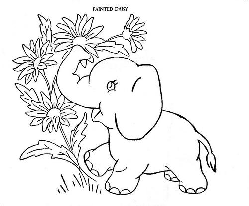 Coloriages à imprimer : Petit Ours brun, numéro : 2092