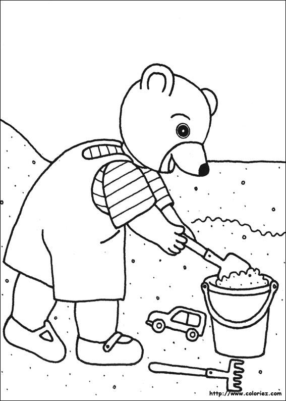 Coloriages imprimer petit ours brun num ro 249802 - Coloriage petit ours brun a imprimer ...