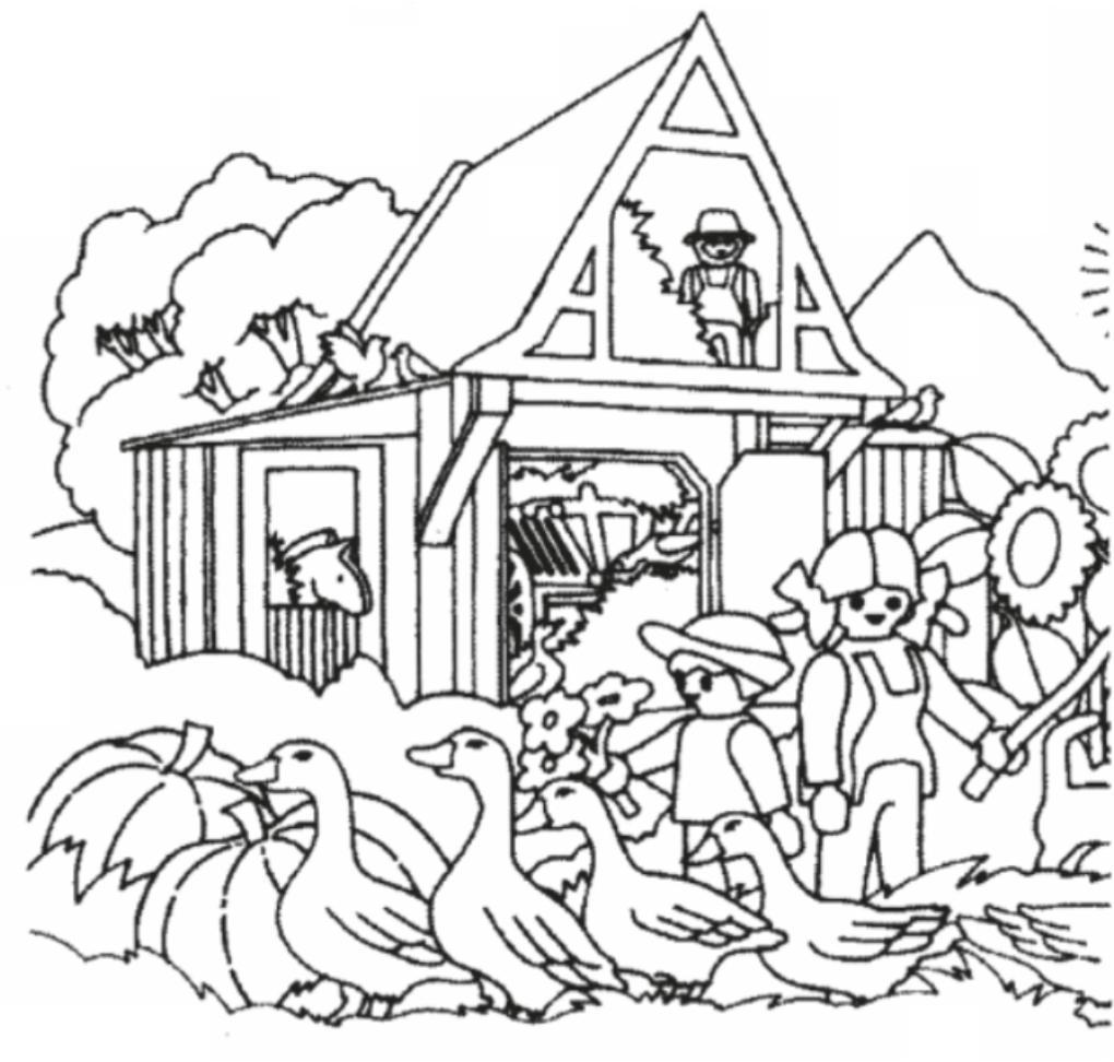 Coloriage à imprimer : Personnages célèbres - Playmobil numéro 66288