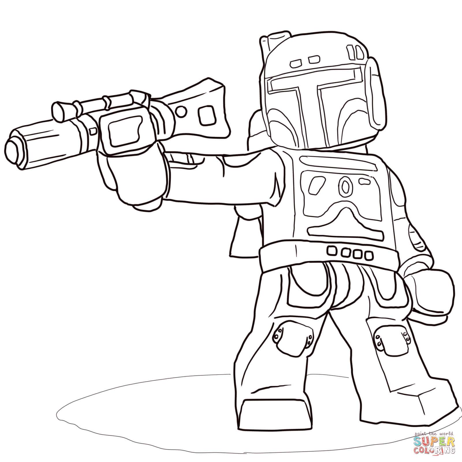 Coloriages à imprimer : Star Wars, numéro : 2239a321