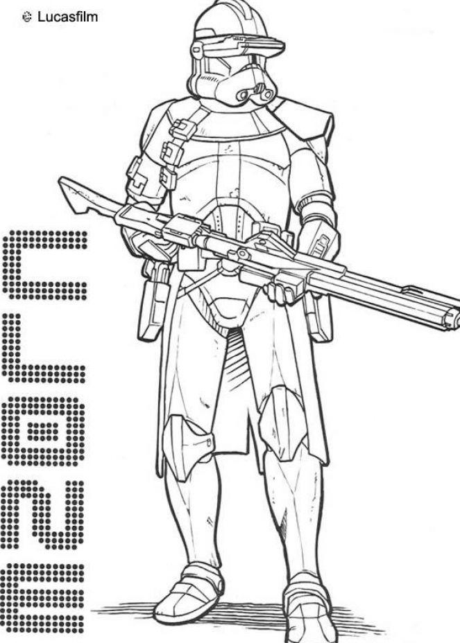 Coloriages à imprimer : Star Wars, numéro : 27172
