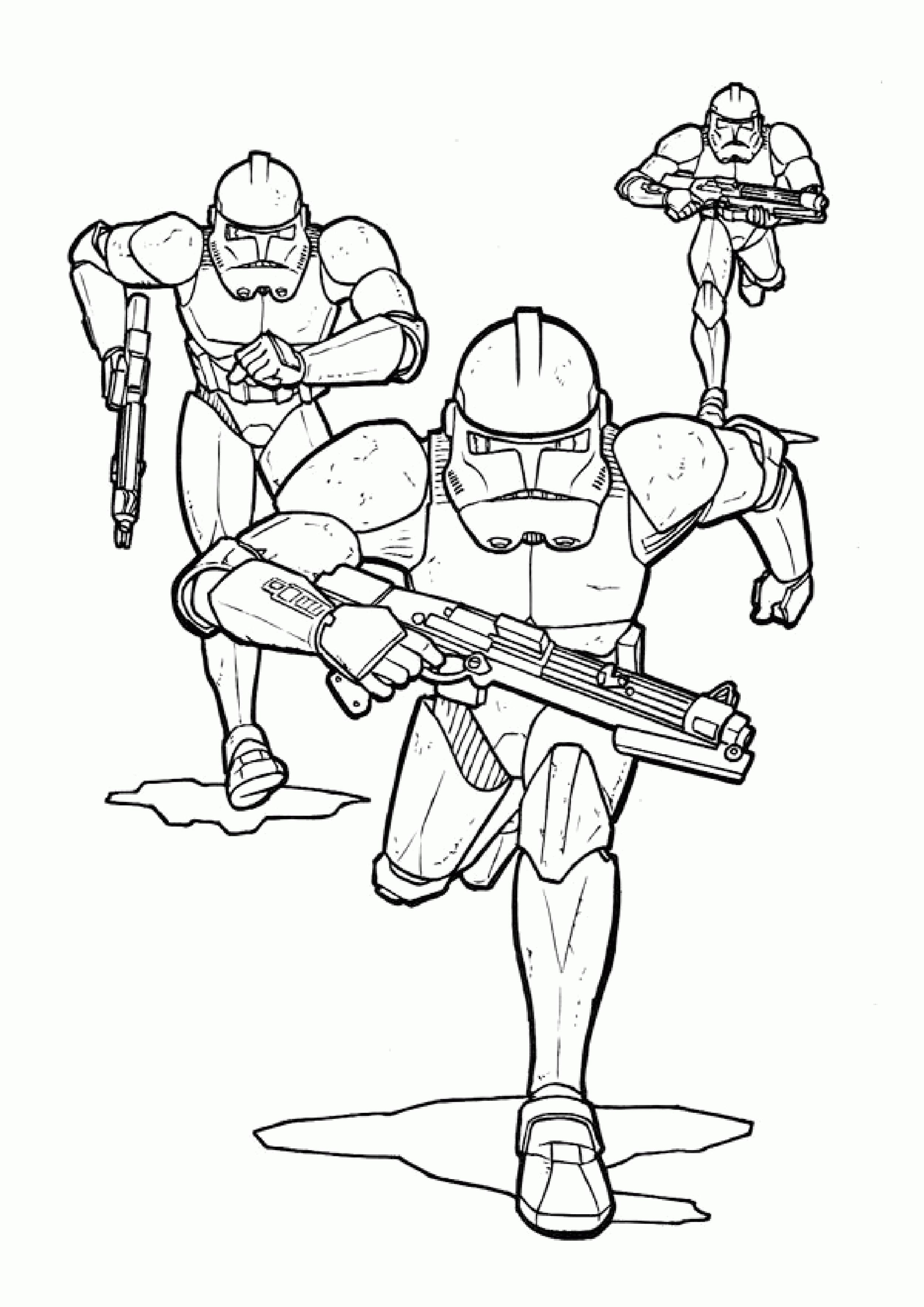 Coloriages à imprimer : Star Wars, numéro : 2c72b51f