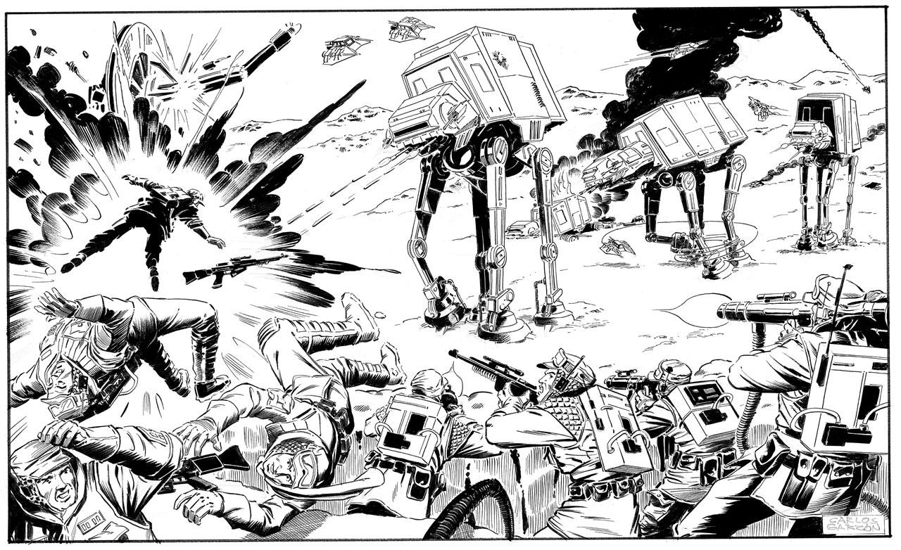 Coloriages à imprimer : Star Wars, numéro : 61316
