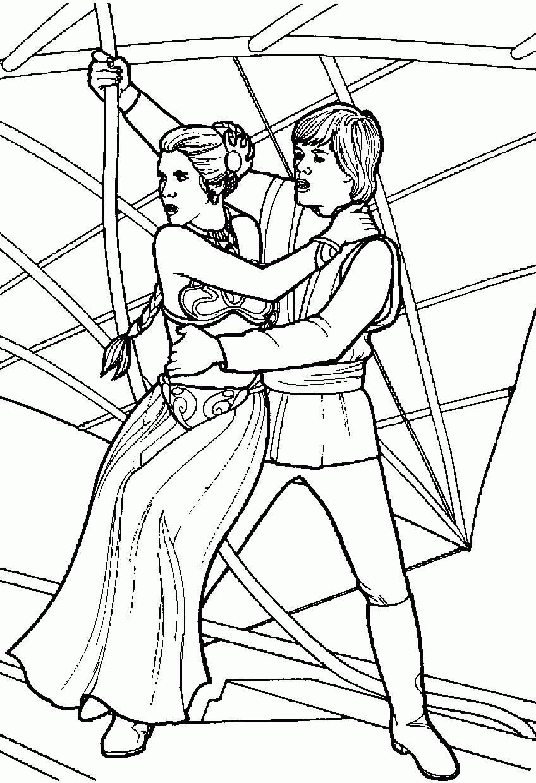 Coloriages à imprimer : Star Wars, numéro : 80fd8a48