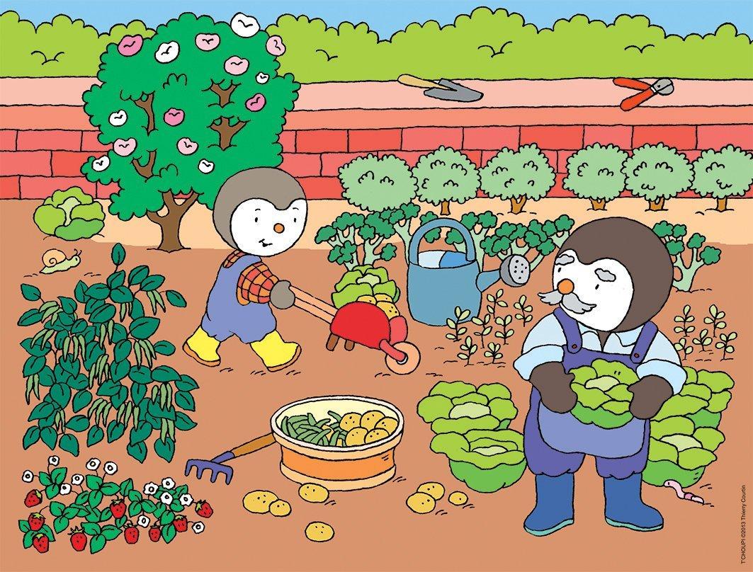 Dessin en couleurs imprimer personnages c l bres t 39 choupi num ro 612672 for Image de jardin a imprimer