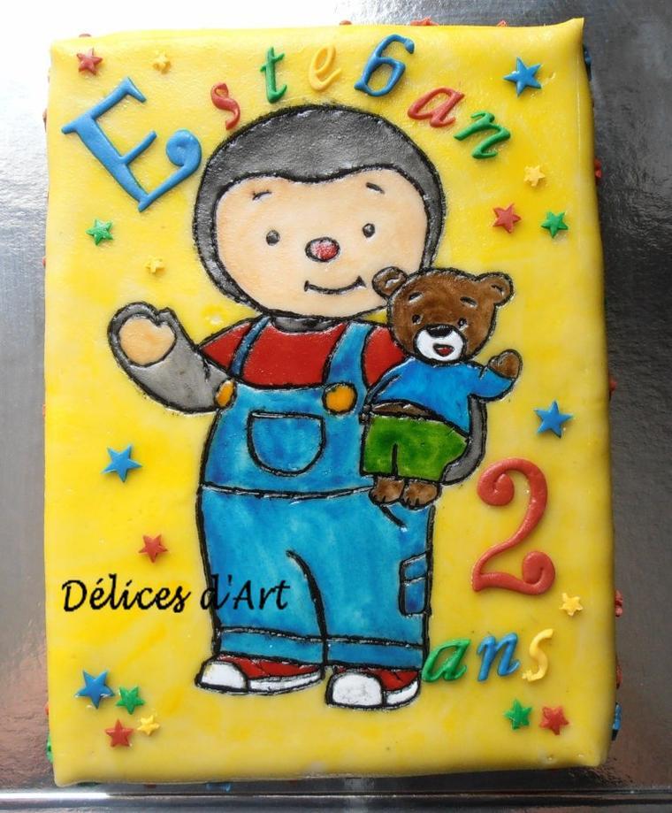 Dessins en couleurs imprimer t 39 choupi num ro 692689 - T choupi aime la galette ...