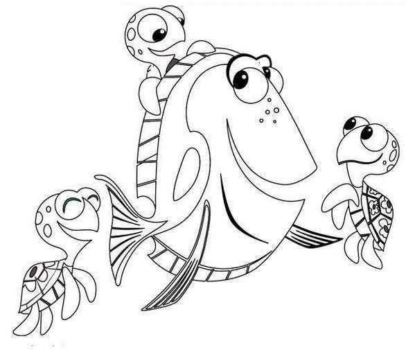 coloriage imprimer personnages clbres walt disney numro 4941 - Dessin Walt Disney