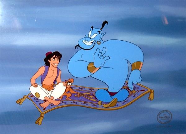 Aladdin Disney Personnages dessins en couleurs à imprimer : aladdin, numéro : 683802