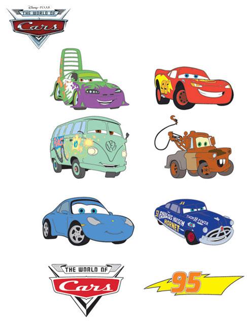 Dessins en couleurs imprimer cars num ro 21818 - Coloriage cars couleurs ...