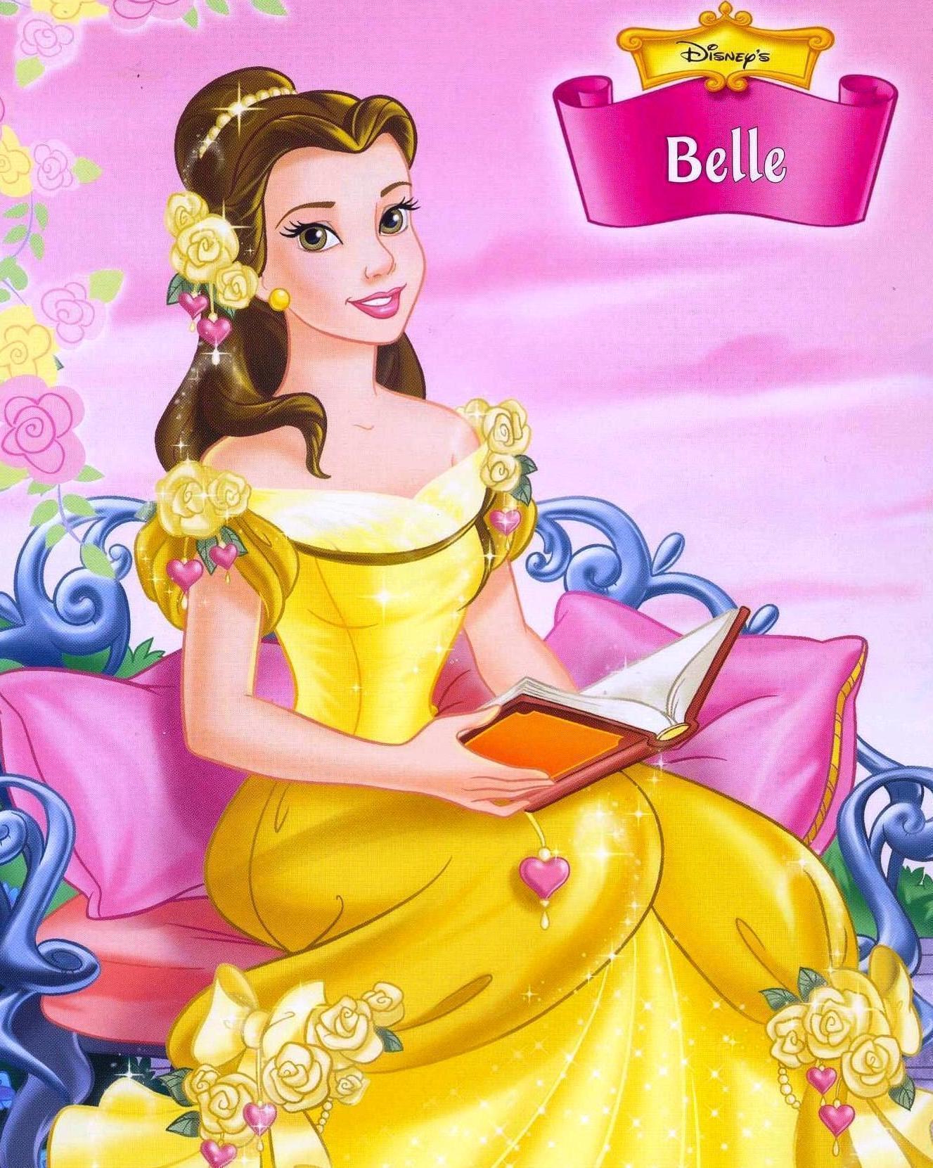 Dessins en couleurs imprimer la belle et le clochard - Images princesse ...