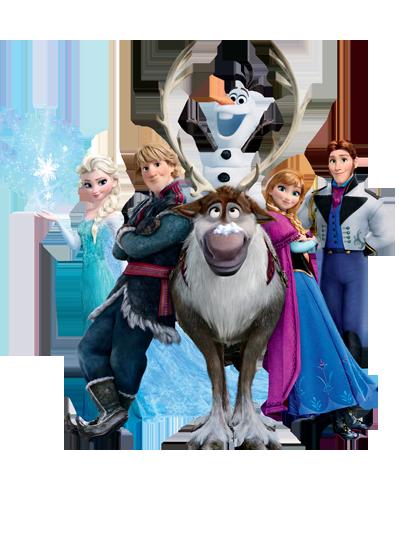 Dessins en couleurs imprimer la reine des neiges - Personnages reine des neiges ...