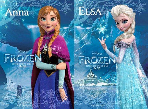 Dessins en couleurs imprimer la reine des neiges - Princesse anna reine des neiges ...