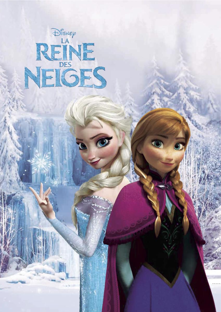 Coloriage Reine Des Neiges Couleur.Dessins En Couleurs A Imprimer La Reine Des Neiges Numero 689865
