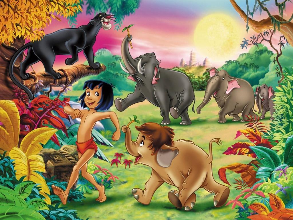 Dessins en couleurs à imprimer : Le Livre de la Jungle, numéro : 15600