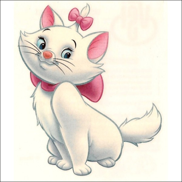 Noms chats aristochats - Personnage disney dessin ...