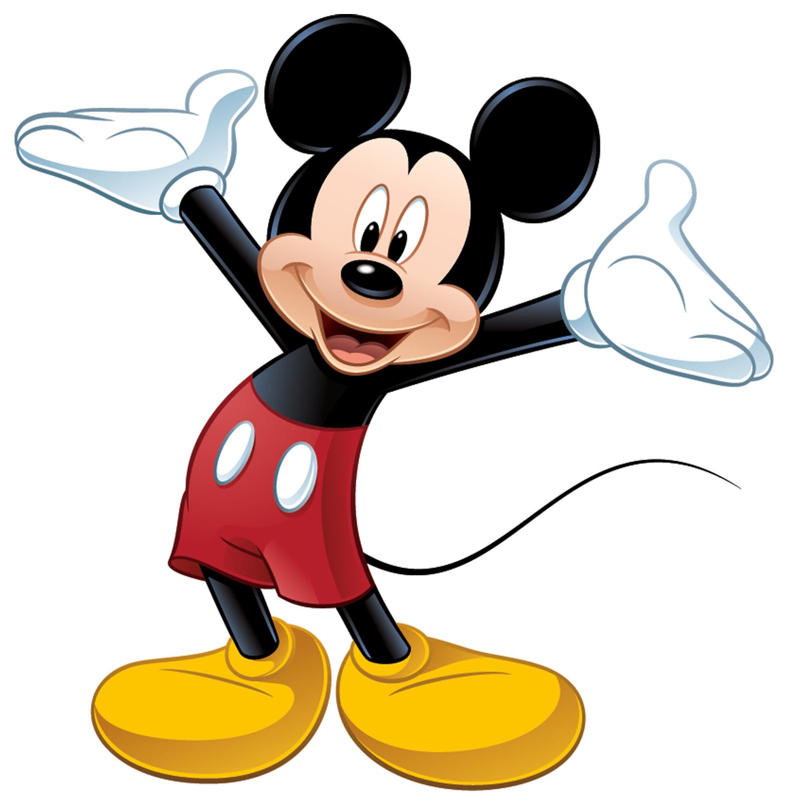 Nouveau Dessin A Imprimer Mickey Anniversaire