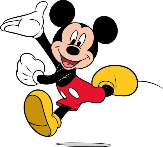 dessins en couleurs  u00e0 imprimer   mickey mouse  num u00e9ro   580403