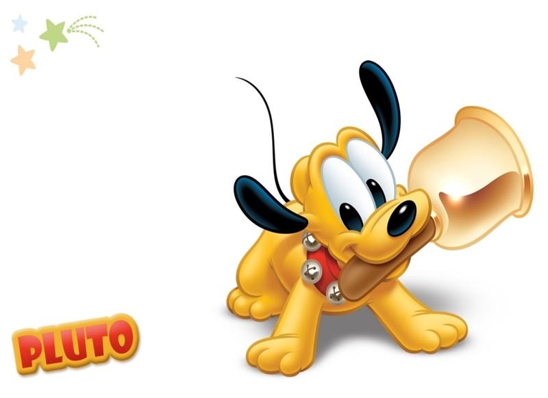 Dessins en couleurs imprimer pluto num ro 14237 - Mickey et plutot ...