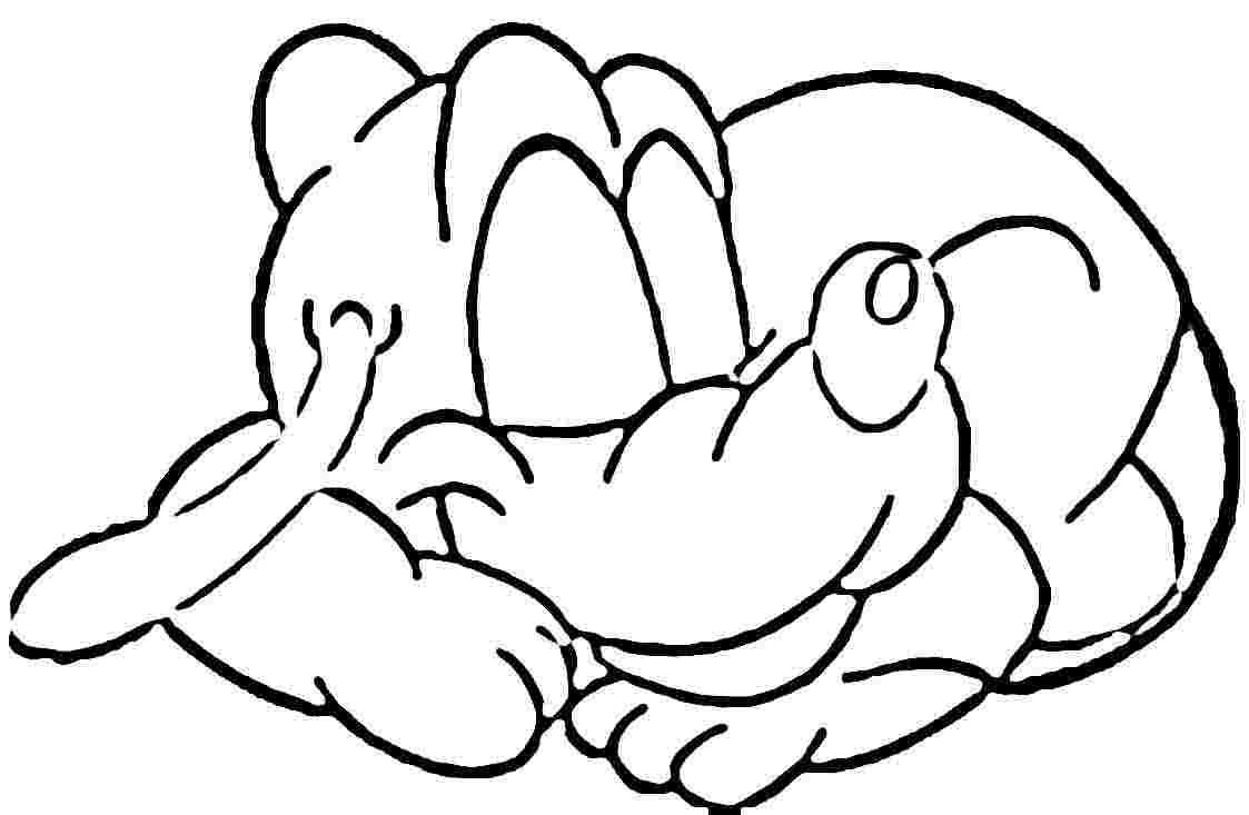 Coloriages imprimer pluto num ro 378444 - Dessin de personnage disney ...