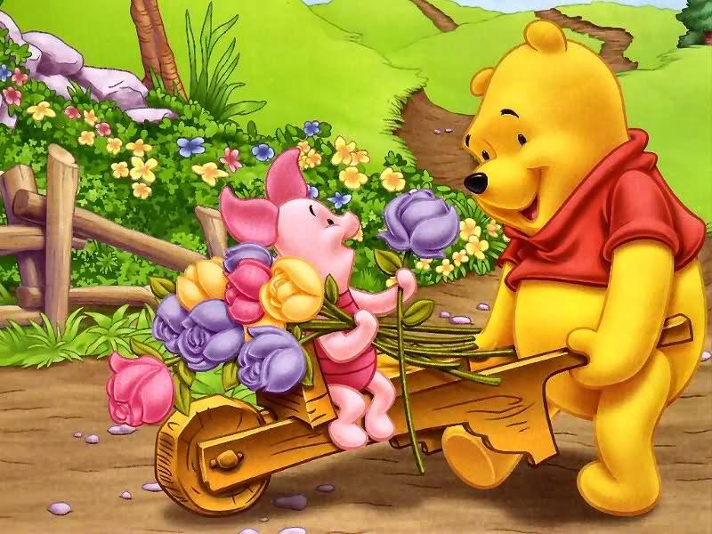 Dessins En Couleurs A Imprimer Winnie L Ourson Numero 12481