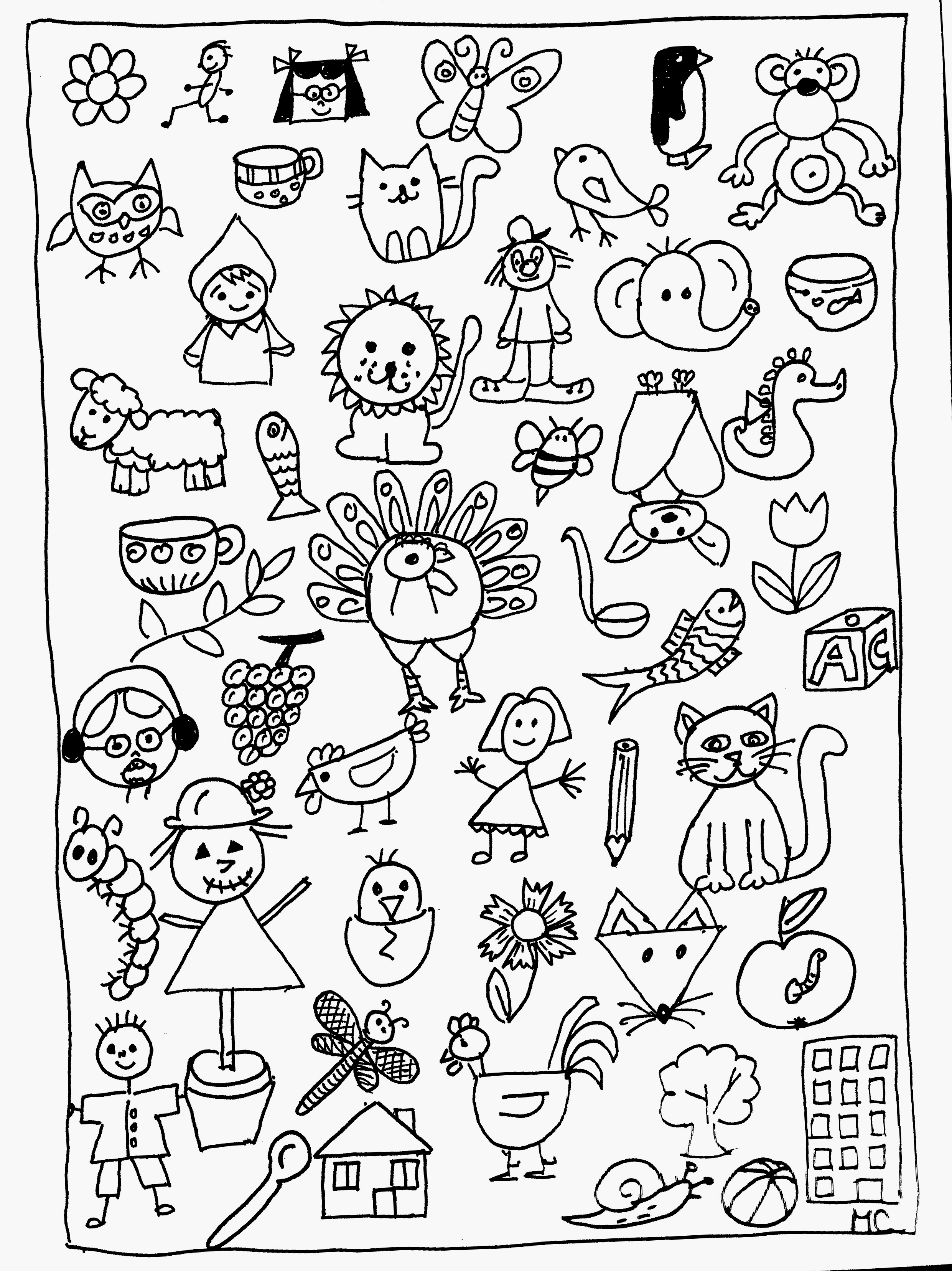 Coloriages à imprimer : Zhu Zhu Pets, numéro : 4a64cc13
