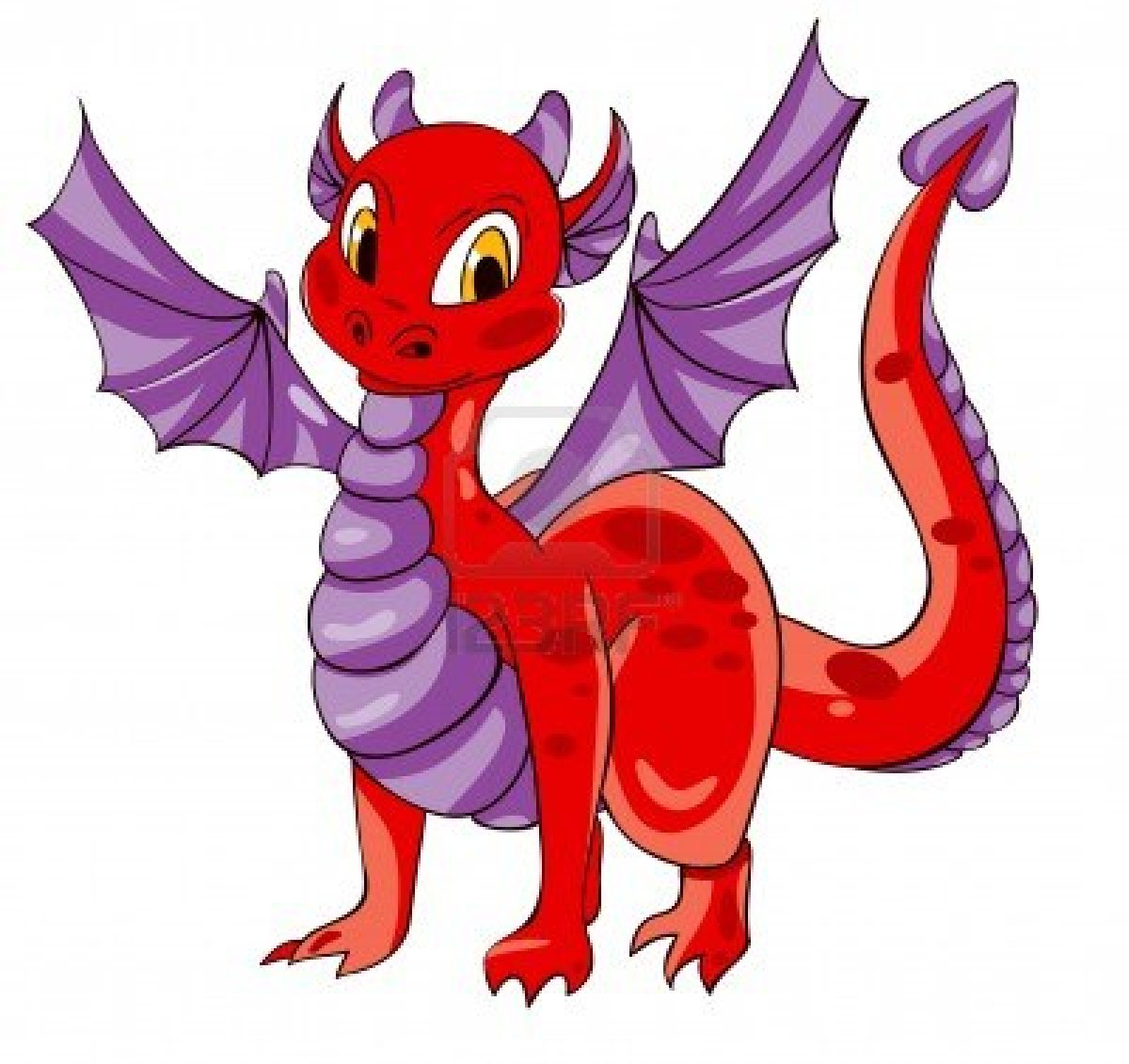 Dessins en couleurs imprimer dragon num ro 230183 - Dessin dragon couleur ...