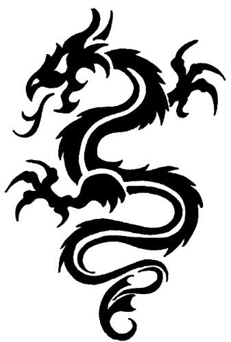 Coloriages à imprimer : Dragon, numéro : 4726