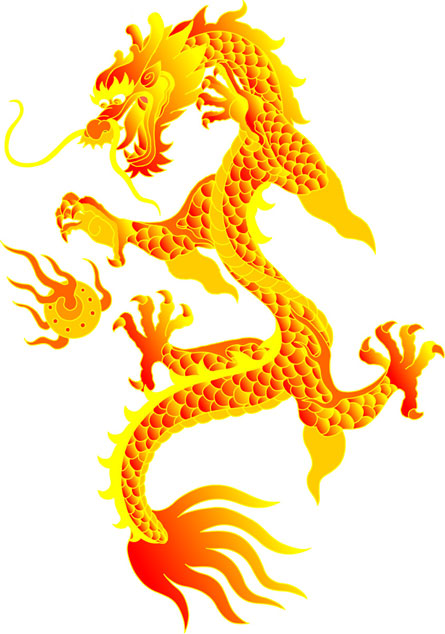 Dessins en couleurs imprimer dragon num ro 580195 - Dessin dragon couleur ...