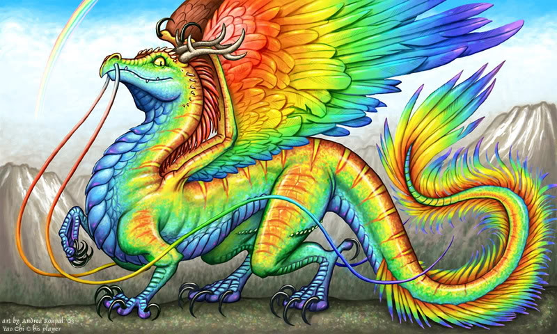 Dessins en couleurs imprimer dragon num ro 620010 - Dessin dragon couleur ...