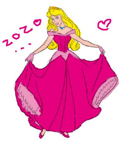 Coloriage De Princesse En Couleur.Dessins En Couleurs A Imprimer Princesse Numero 11985