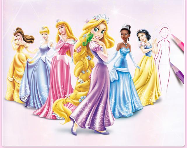 Dessins en couleurs imprimer princesse num ro 13690 - Image de princesse ...