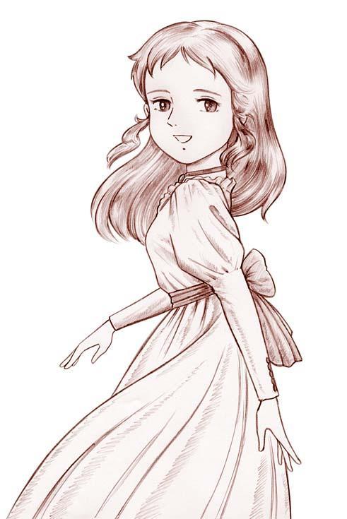 Dessins en couleurs imprimer princesse num ro 289038 - Image de princesse sarah ...