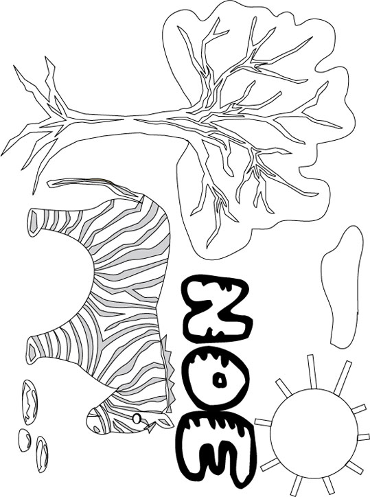 Coloriages à imprimer : Prénoms, numéro : 268643