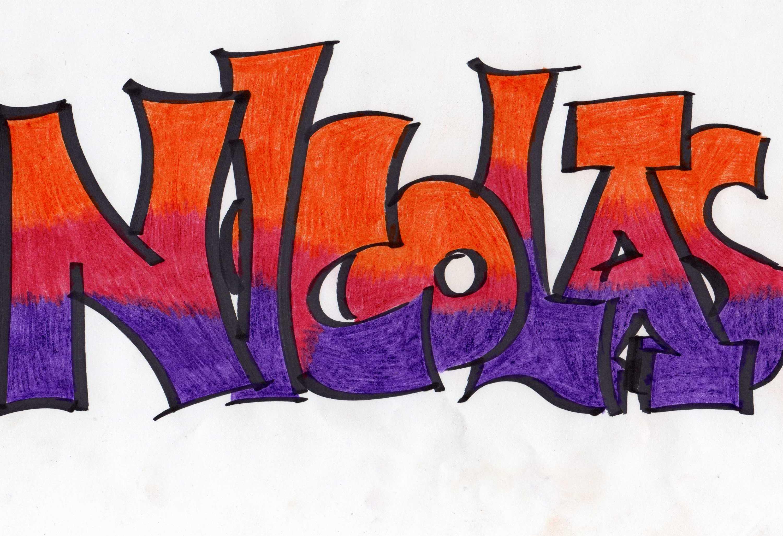 Dessins en couleurs imprimer pr noms num ro 670895 - Prenom en tag ...