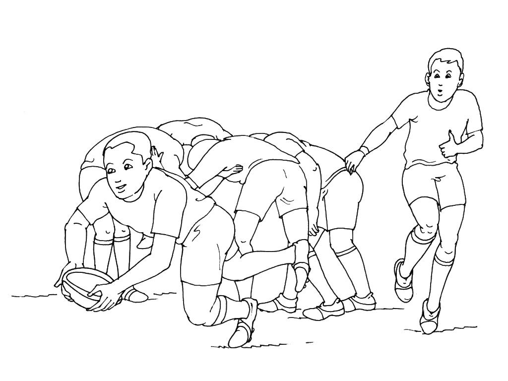 Coloriages à imprimer : Sports, numéro : 459828