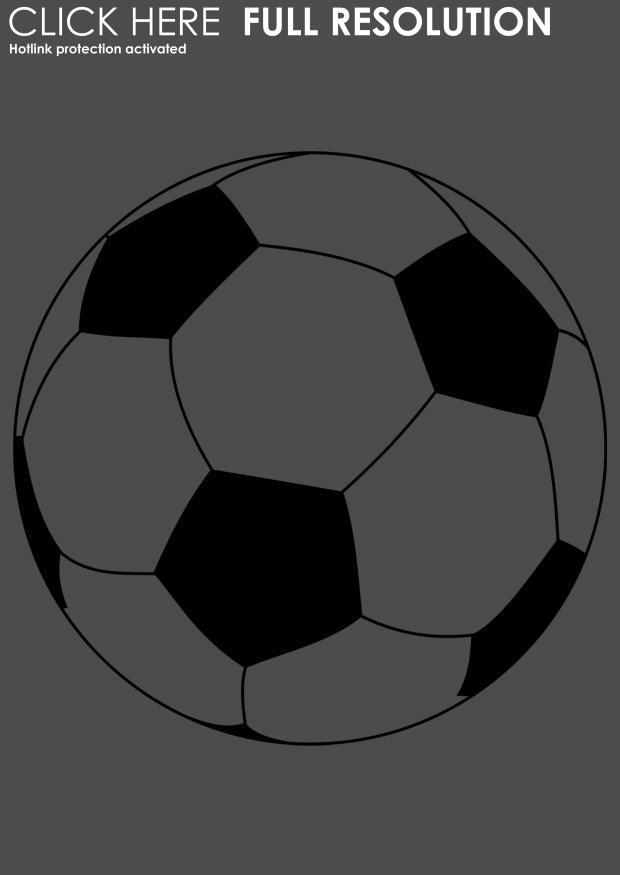 Coloriages à imprimer : Football, numéro : 459866
