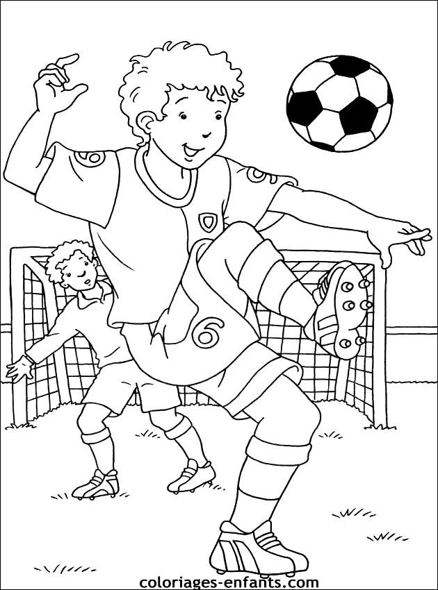 Coloriages imprimer football num ro 517425 - Coloriage de om ...