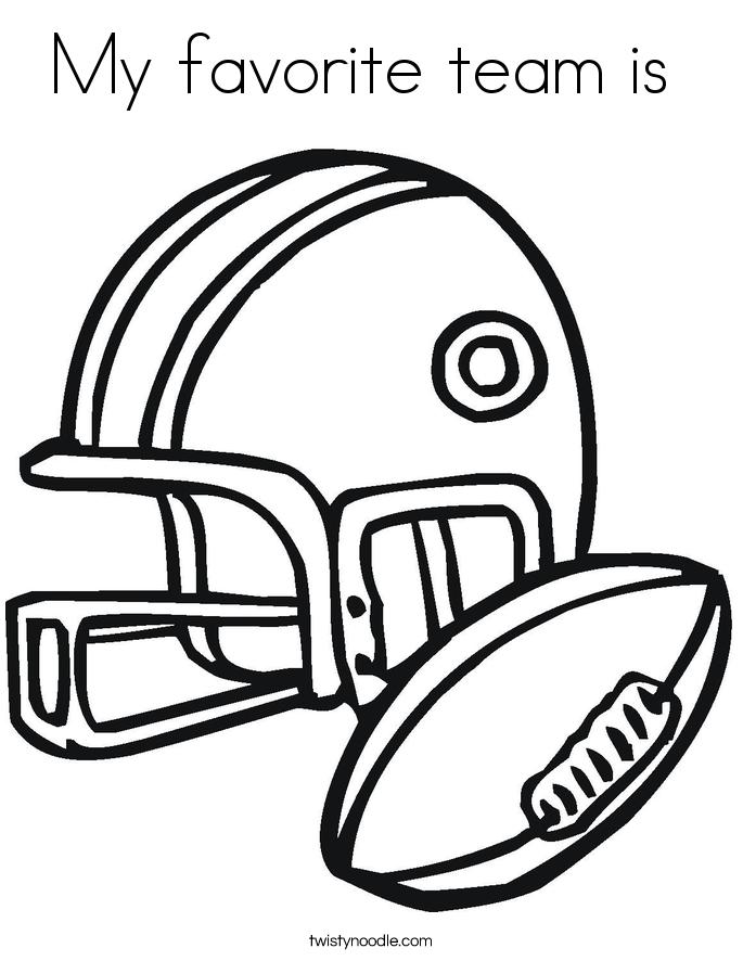 Coloriages à imprimer : Football, numéro : 678542