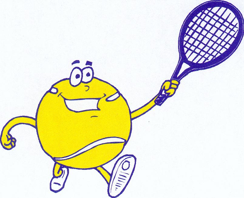 Dessins en couleurs à imprimer : Tennis, numéro : 464777