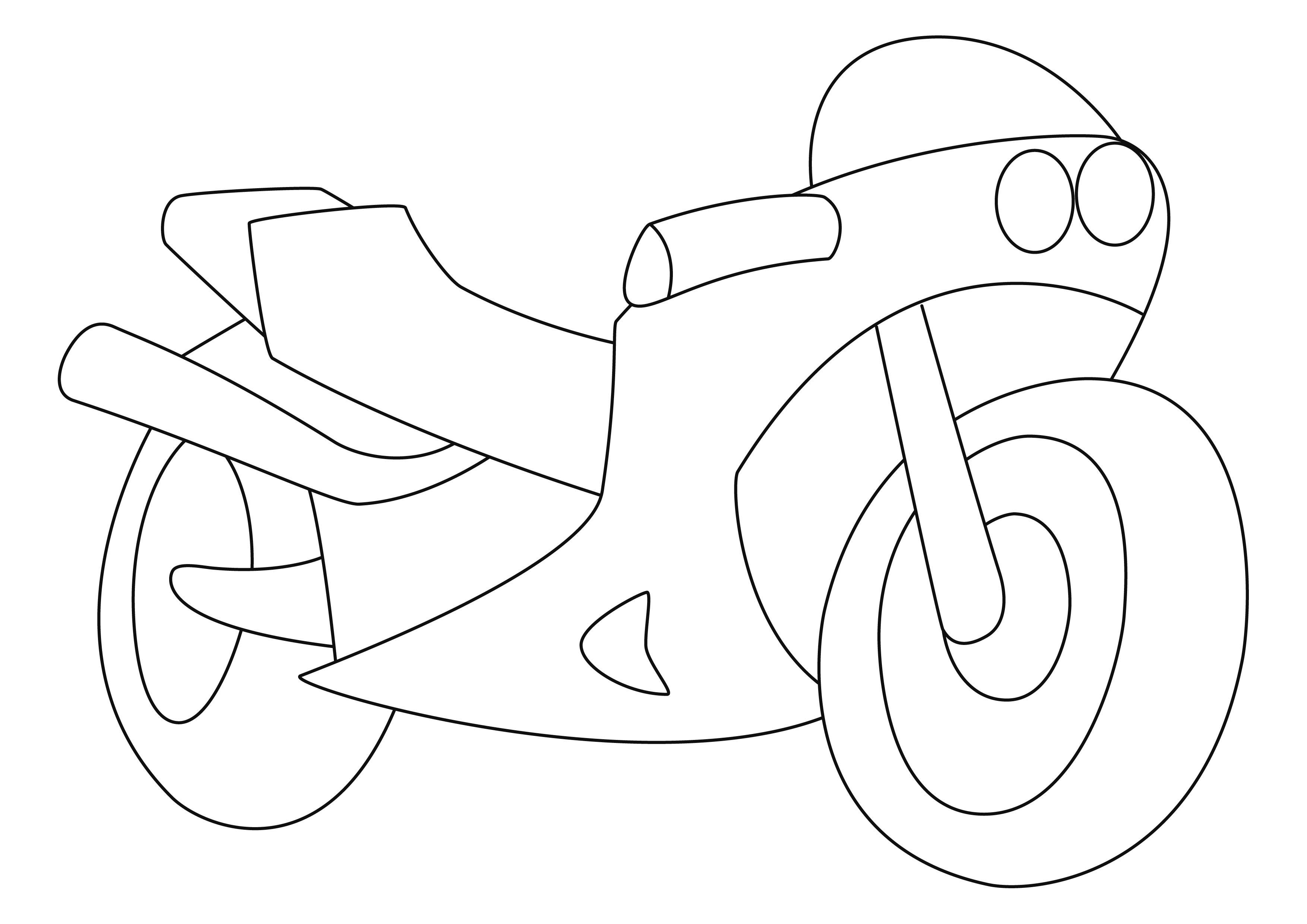 Coloriages à imprimer : Véhicules, numéro : 97dc4b42