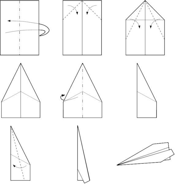 Coloriage Avion En Papier.Coloriages A Imprimer Avion Numero 624530