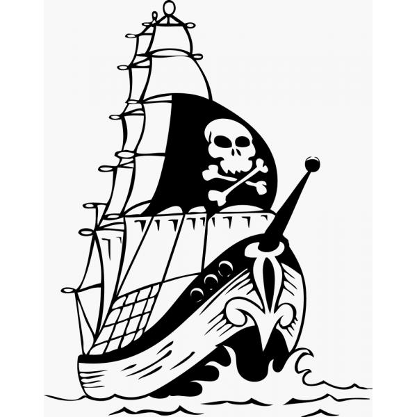 Coloriages à imprimer : Bateau, numéro : 167556