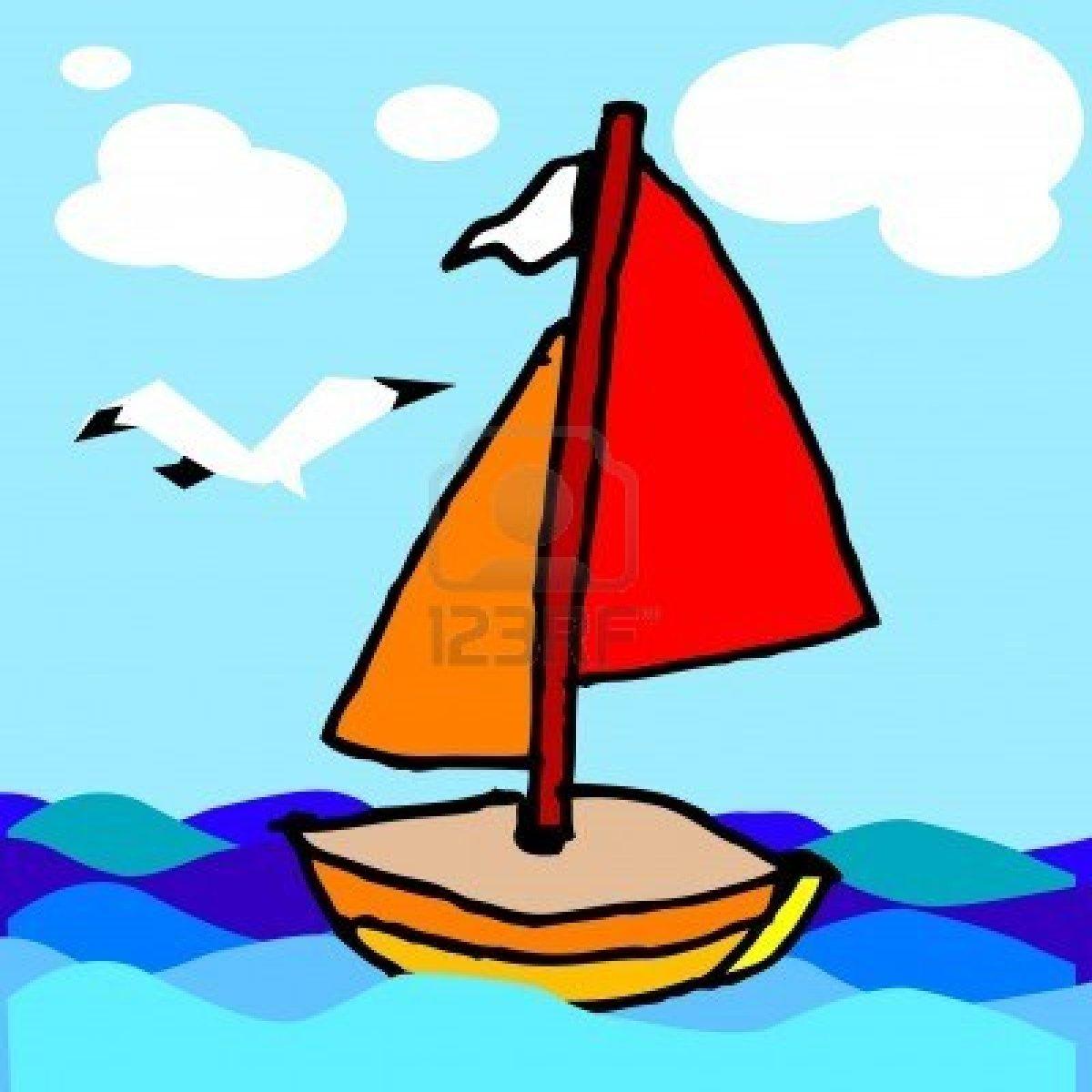 Dessins en couleurs imprimer bateau num ro 208496 - Dessin petit bateau ...