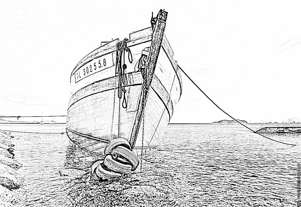 Coloriages imprimer bateau num ro 63473 - Dessin de bateau ...