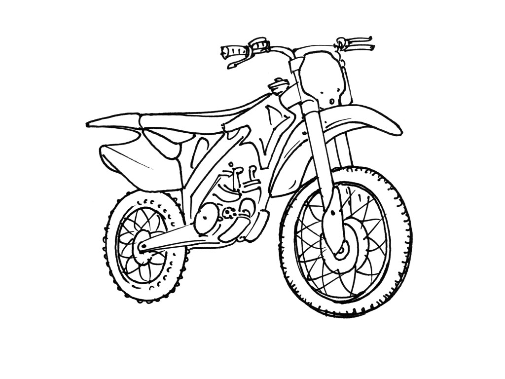 Coloriages imprimer moto num ro 759835 - Jeux pour dessiner gratuit ...